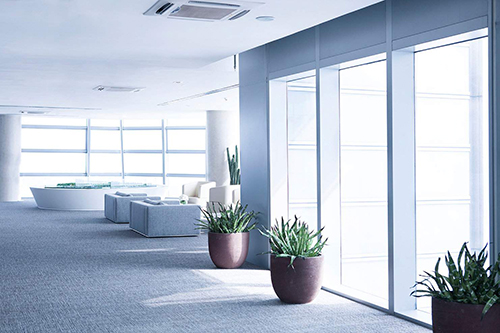 Ceiling mounted cassette split air conditioning systems from Joe Cools Adelaide use the same reverse cycle technology as ducted or hi-wall mounted reverse cycle air conditioning.