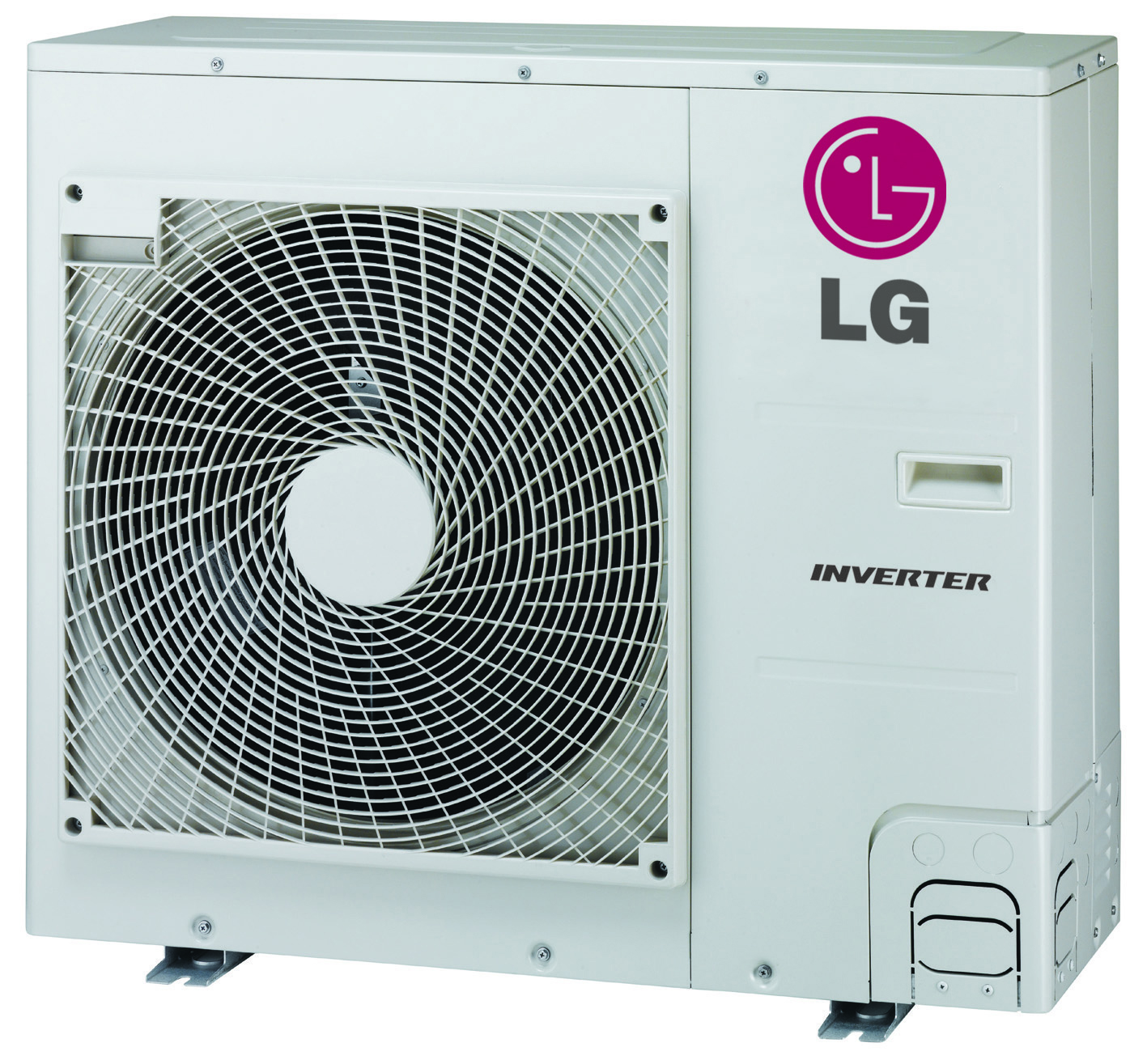 Joe Cools advises that adequate clearance is required around, on top and in front of the air conditioning unit so it can effectively operate.