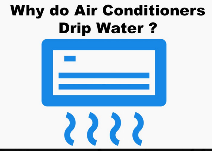 This Joe Cools video explains why reverse cycle air conditioners produce and discharge water.