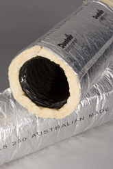 Joe Cools duct supplies are from Ductair who manufacture several grades of flexible ducting to suit the requirements of your system.