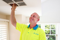 Joe Cools Adelaide's expert air conditioning installers tune your new air conditioning system to operate efficiently and effectively in your home, office, warehouse, shop, workshop or factory.